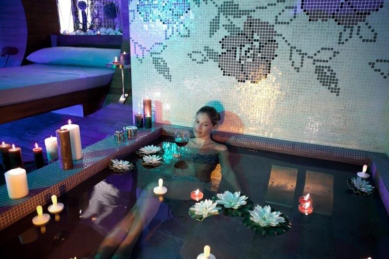 Taba Luxury Suits | Massage Room