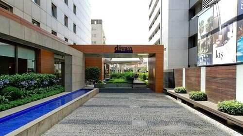 MCAN Health Hotel Enterance
