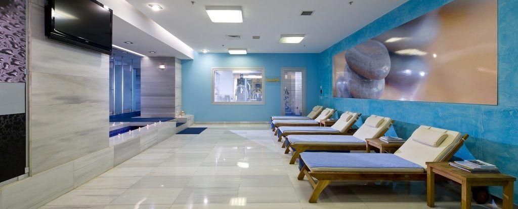 MCAN Health Hotel Pool