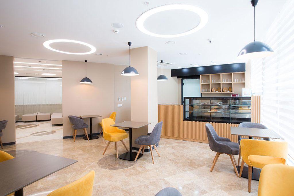 MCAN Health Hospital Cafe