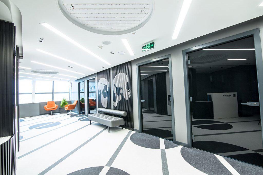 MCAN Health Hospital Interior