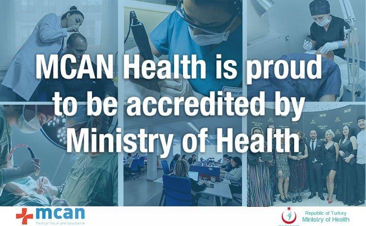 Hair Transplant Turkey - MCAN Health - Ministry of Health