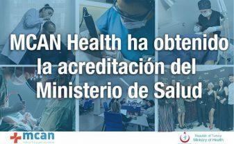 MCAN Health trasplante capilar en Turquía