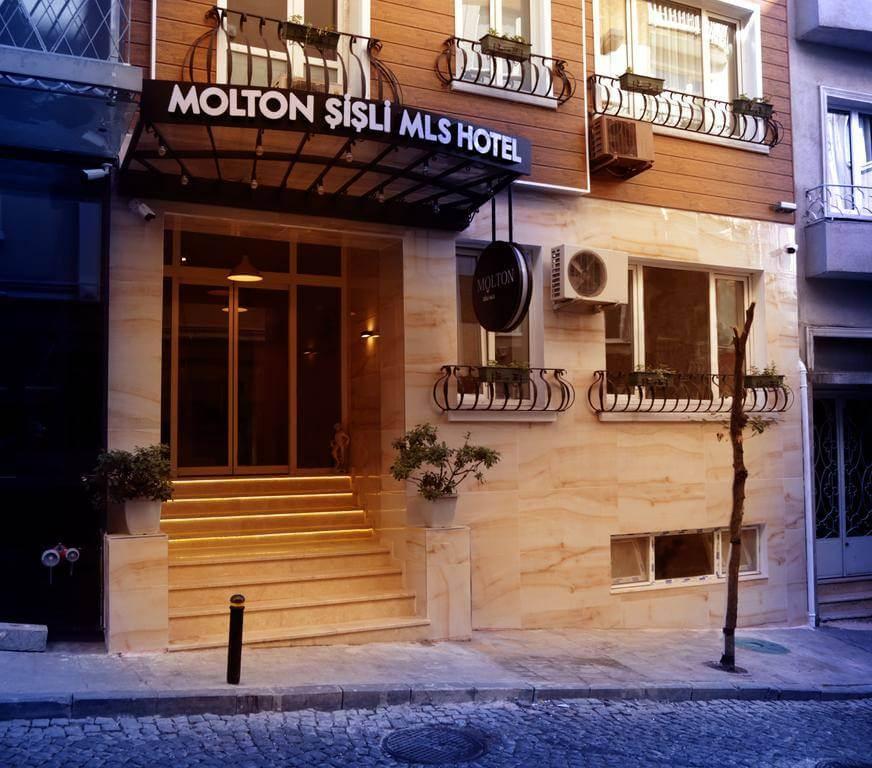 MCAN Health - Molton Hotel Sisli 01