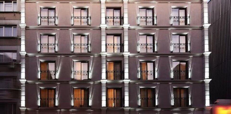 MCAN Health - Molton Hotel Sisli 02