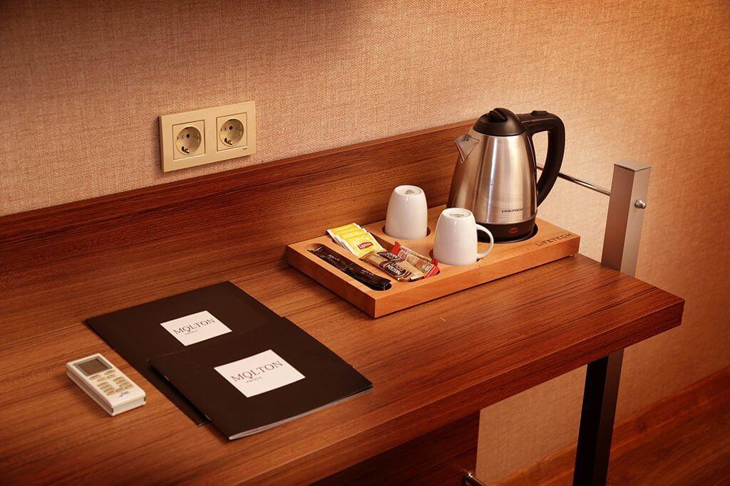 MCAN Health - Molton Hotel Sisli 05