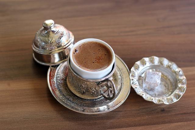 Viajar a Turquía: café turco
