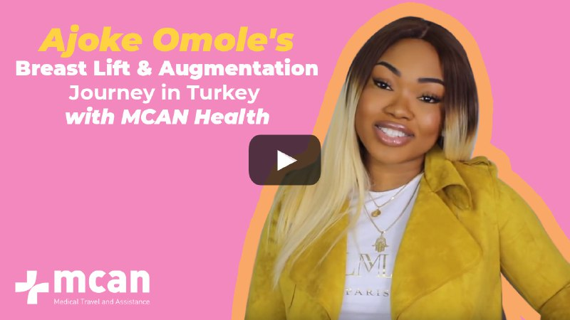 Ajoke Omole - Breast Lift Augmentation