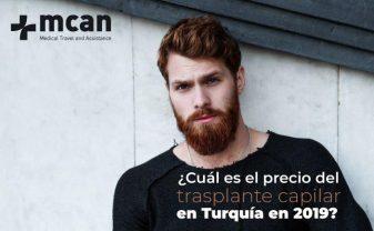 Precio trasplante capilar en Turquía