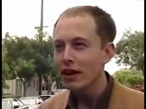 elon musk with no hair