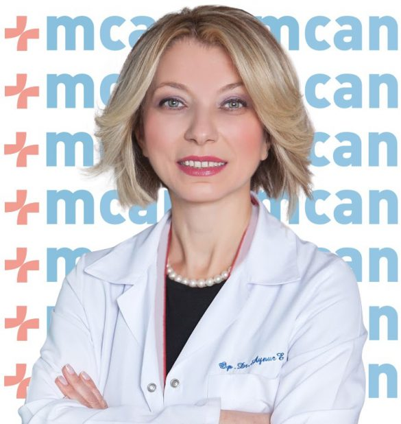 MCAN IVF Doctor Aynur Ersahin