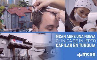 Nueva clínica de injerto capilar en Turquía