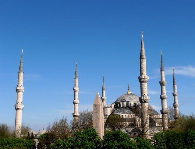 La Mezquita Azul Estambul MCAN Health