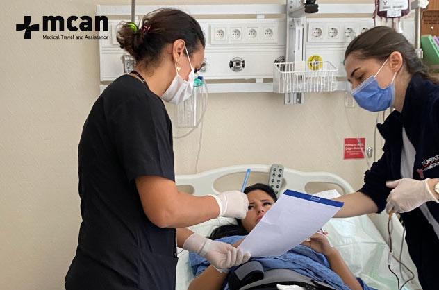 Cuidados después de la cirugía en Turquía