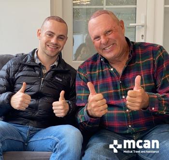 hair transplant istanbul mcan health reviews