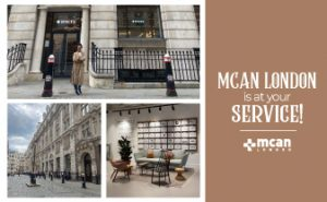 MCAN London is at your service now
